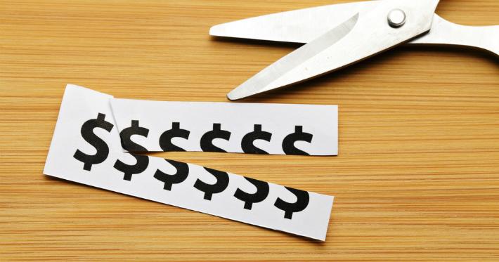 Reestruturar gastos
