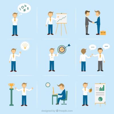 Hábitos para Empreendedores