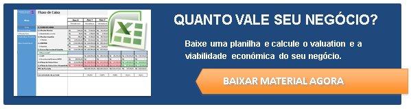 Planilha - Valuation e Viabilidade Economica