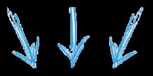 setas-azuis-triplas-e1427388827173