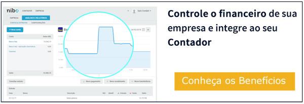 Controle Financeiro Integrado ao Contador
