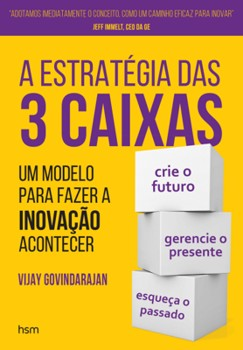 Livro - A Estratégia ds 3 Caixas
