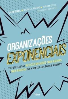 Livro - Organizações Exponenciais