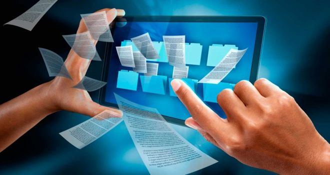 Gestão de Documentos Fiscais