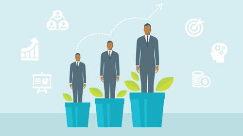 Crescimento da Empresa