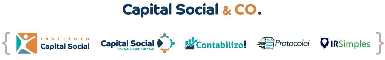 ecossistema Capital Social - nossos produtos e serviços